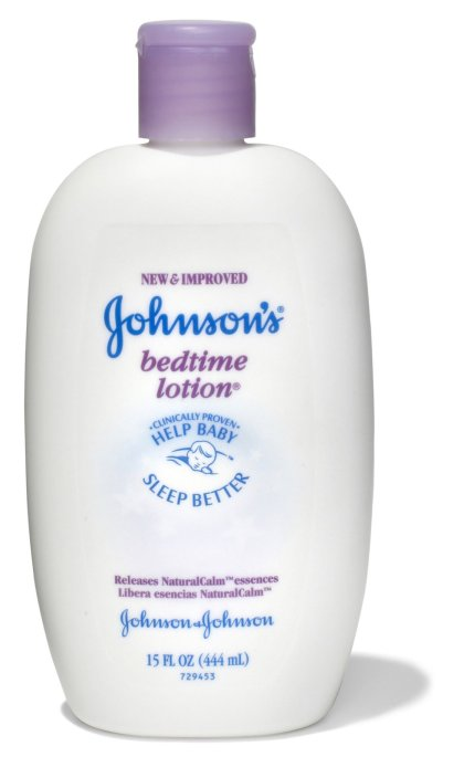 johnson's bedtime lotion