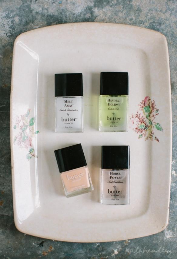 butter london manicure
