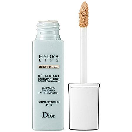 dior hydra life bb eye cream