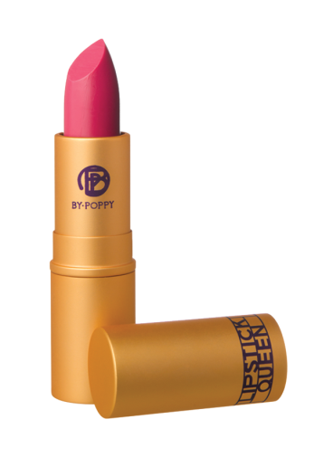 lipstick queen saint hot rose